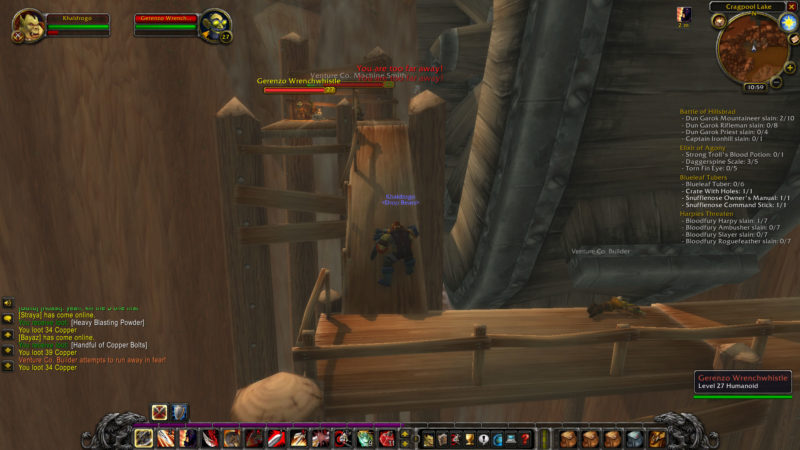 wow classic - gerenzo wrenchwhistle wiki