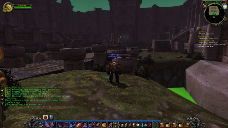 wow classic - how to go undercity