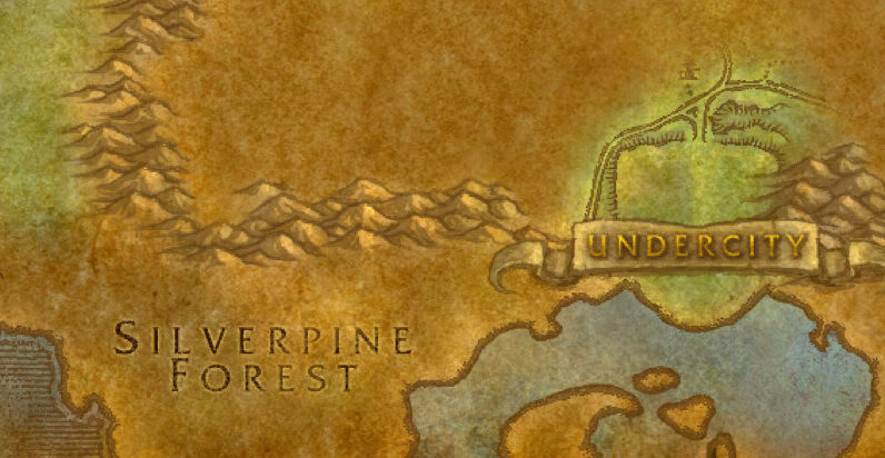 wow classic orgrimmar to silverpine
