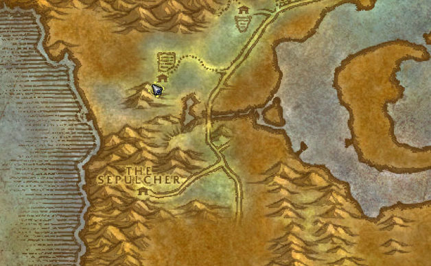 wow classic - the dead fields guide