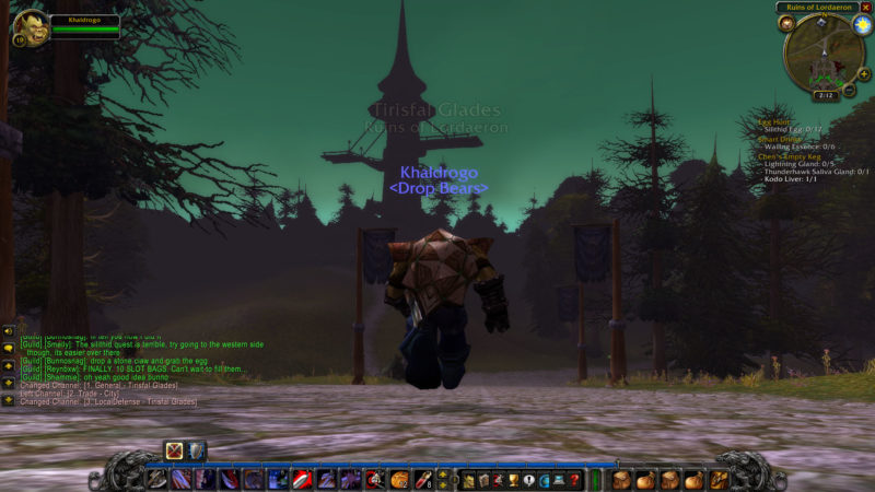 wow classic undercity to orgrimmar location