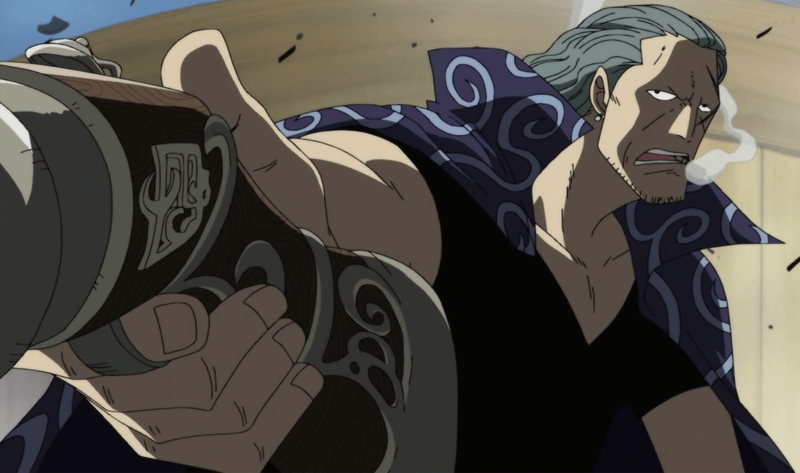 best character one piece without devil fruit