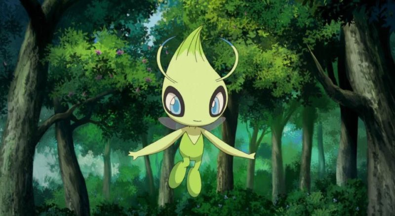 most powerful mythical pokemon