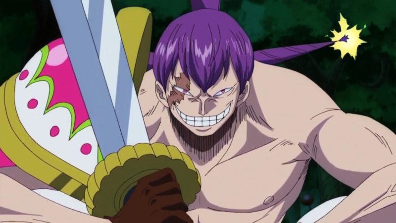 top 10 swordsmen in one piece