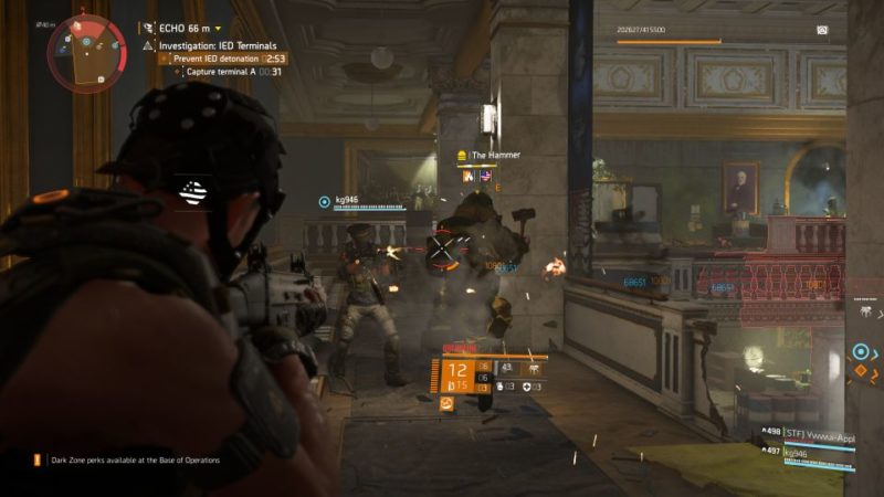 division 2 - kenly student union - ied terminals wiki and guide