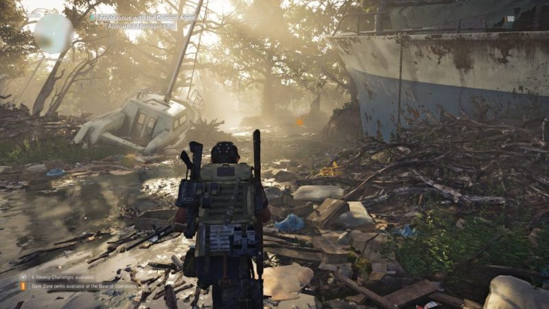 division 2 - pentagon breach guide and tips