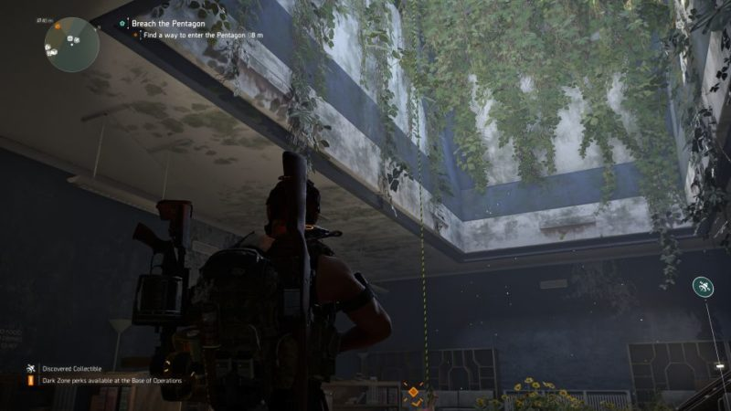division 2 - pentagon breach mission guide