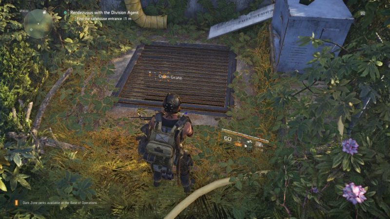 division 2 - pentagon breach side mission guide