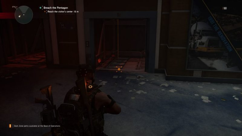 division 2 - pentagon breach walkthrough guide