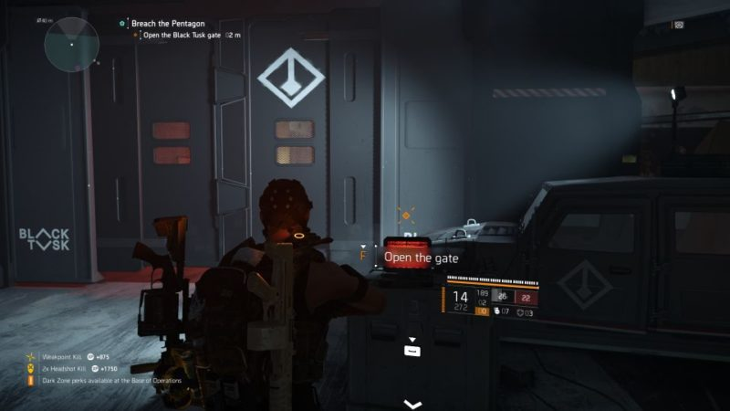 division 2 - pentagon breach wiki and guide