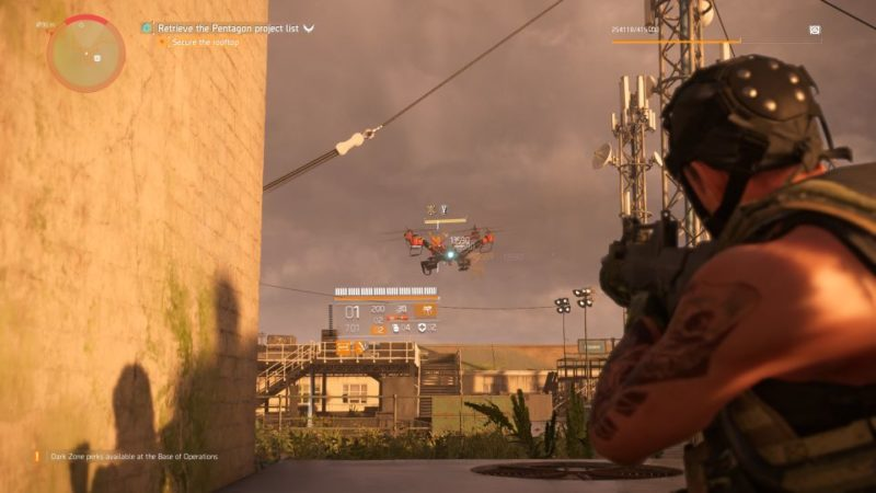 division 2 - the pentagon how to defeat quadcopter