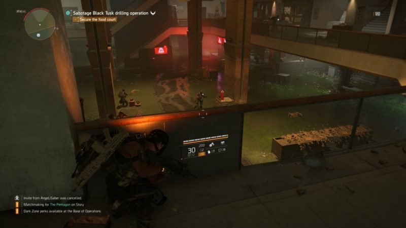 division 2 - the pentagon mission walkthrough
