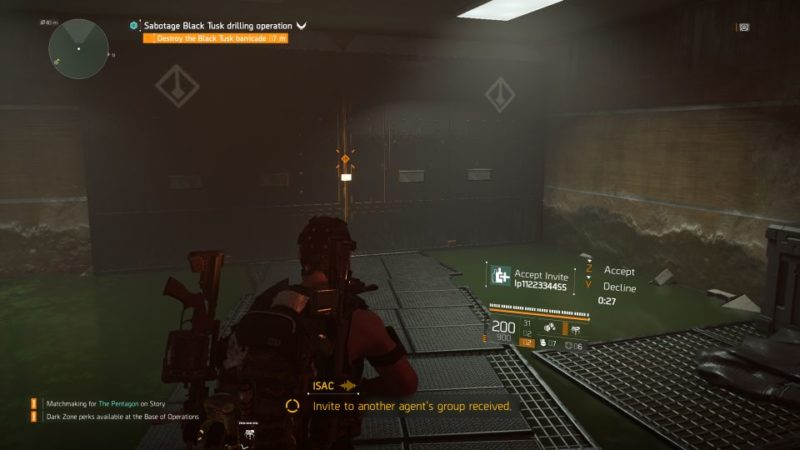 division 2 - the pentagon walkthrough