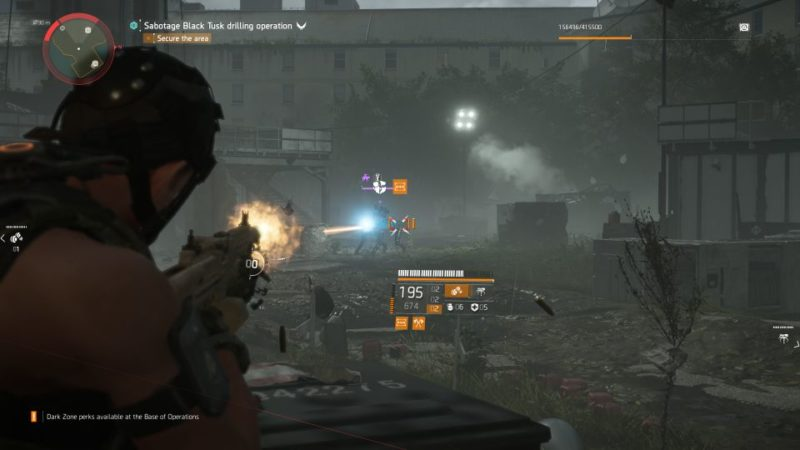 division 2 - the pentagon wiki and guide