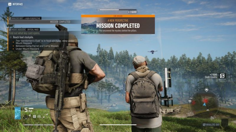 ghost recon breakpoint - a new perspective how to use drone