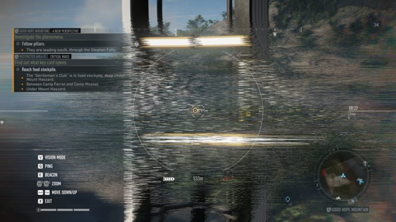 ghost recon breakpoint - a new perspective mission
