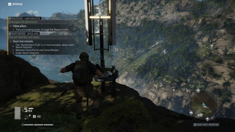 ghost recon breakpoint - a new perspective mission walkthrough