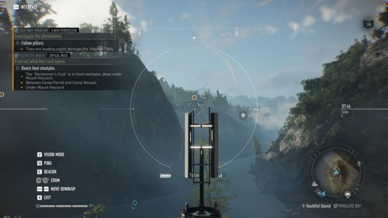 ghost recon breakpoint - a new perspective quest walkthrough