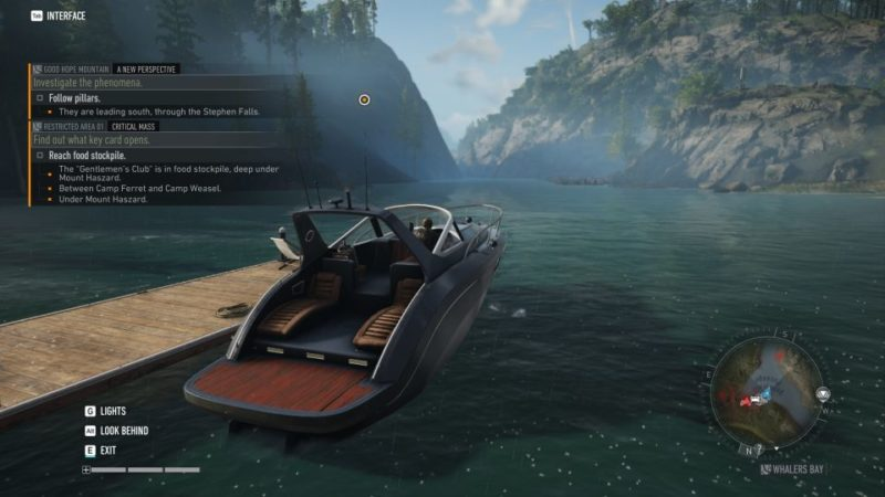 ghost recon breakpoint - a new perspective quest wiki