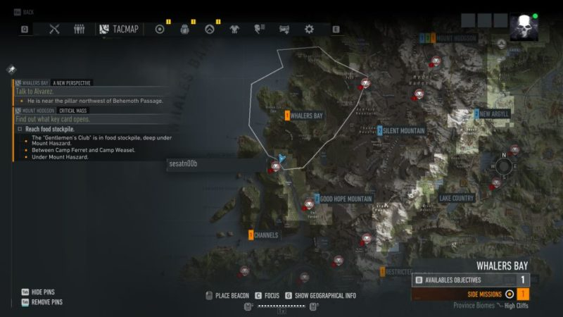 ghost recon breakpoint - a new perspective tips