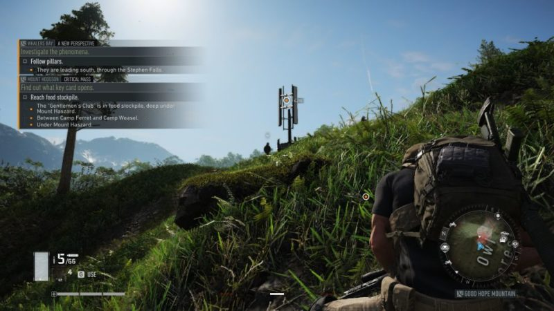 ghost recon breakpoint - a new perspective walkthrough