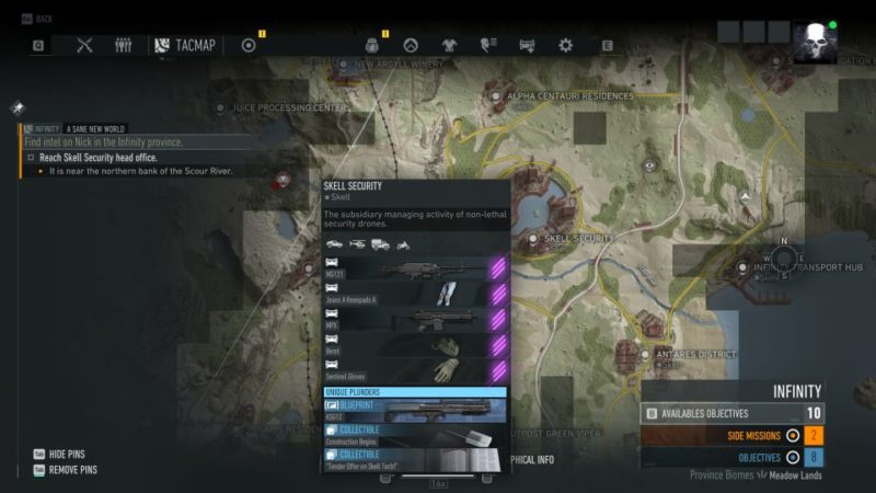 ghost recon breakpoint - a sane new world walkthrough and guide