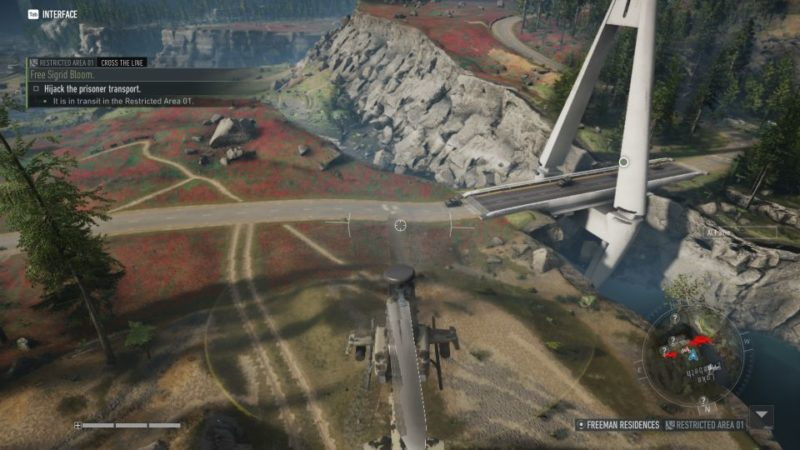 ghost recon breakpoint - cross the line mission wiki