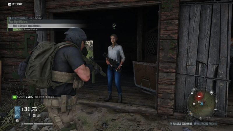 ghost recon breakpoint - cross the line wiki and guide