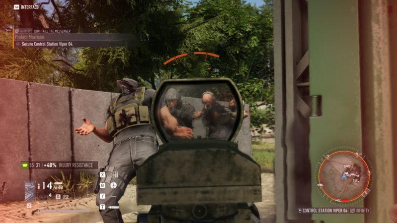 ghost recon breakpoint - dont kill the messenger mission guide