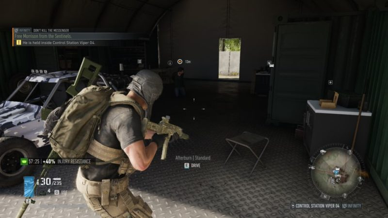 ghost recon breakpoint - dont kill the messenger quest guide