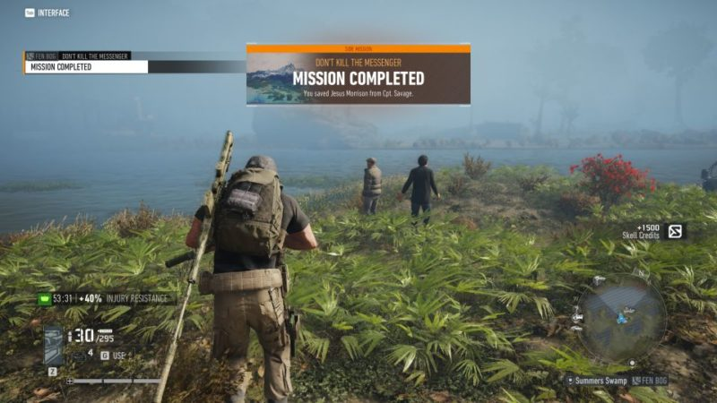ghost recon breakpoint - dont kill the messenger tips and guide