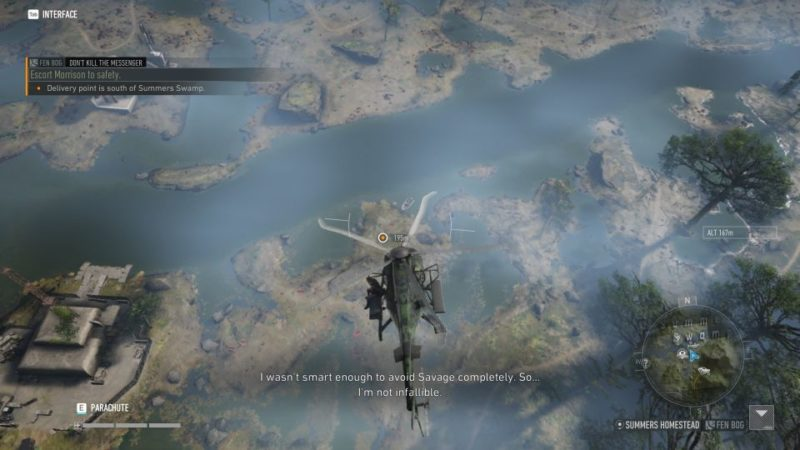 ghost recon breakpoint - dont kill the messenger wiki