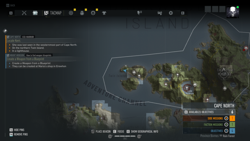 ghost recon breakpoint - ecowarrior guide