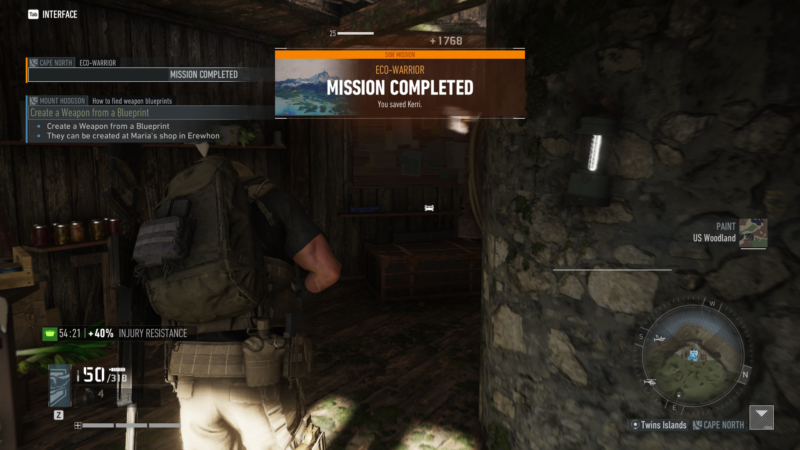 ghost recon breakpoint - ecowarrior mission guide
