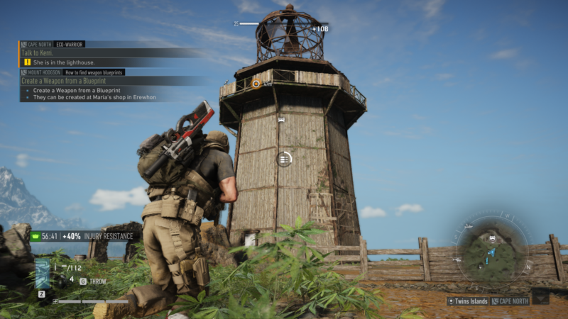 ghost recon breakpoint - ecowarrior quest guide