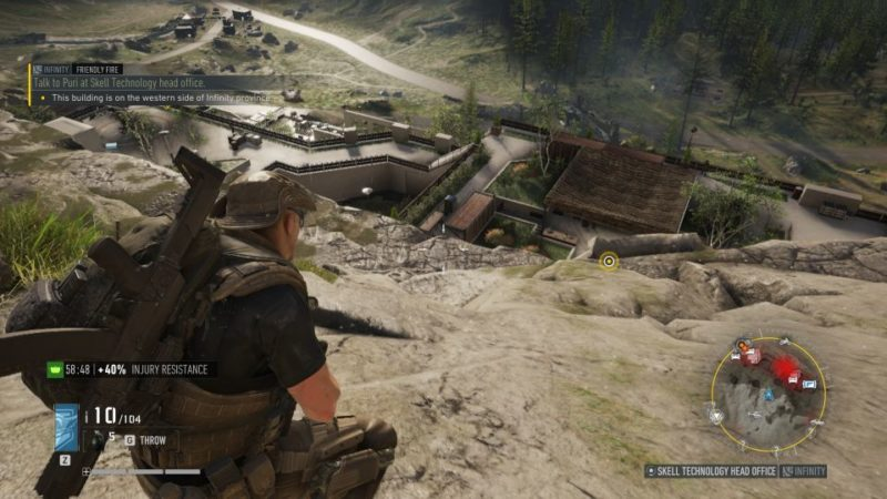 ghost recon breakpoint - friendly fire guide and tips