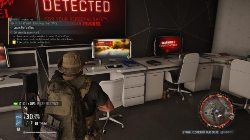 ghost recon breakpoint - friendly fire mission walkthrough
