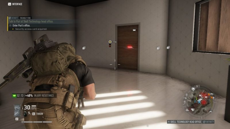 ghost recon breakpoint - friendly fire mission wiki