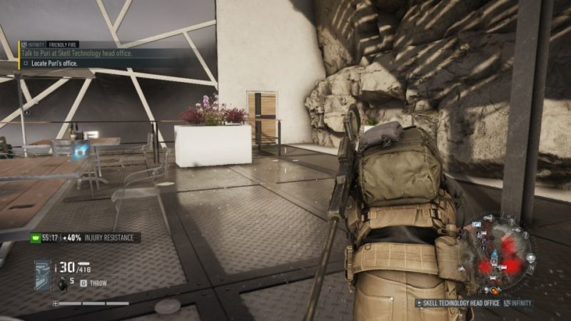 ghost recon breakpoint - friendly fire quest