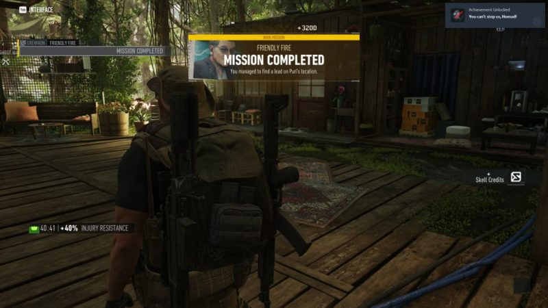 ghost recon breakpoint - friendly fire tips