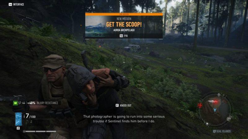 ghost recon breakpoint - get the scoop