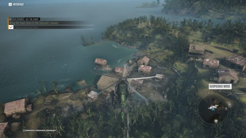 ghost recon breakpoint - get the scoop mission guide