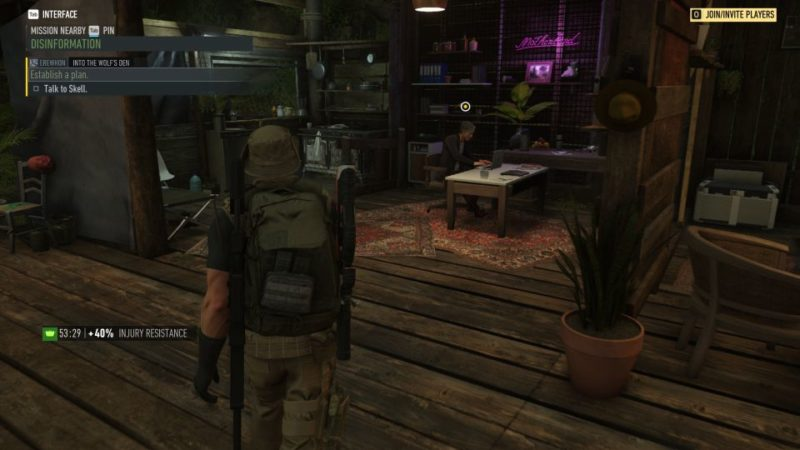 ghost recon breakpoint - into the wolf's den guide