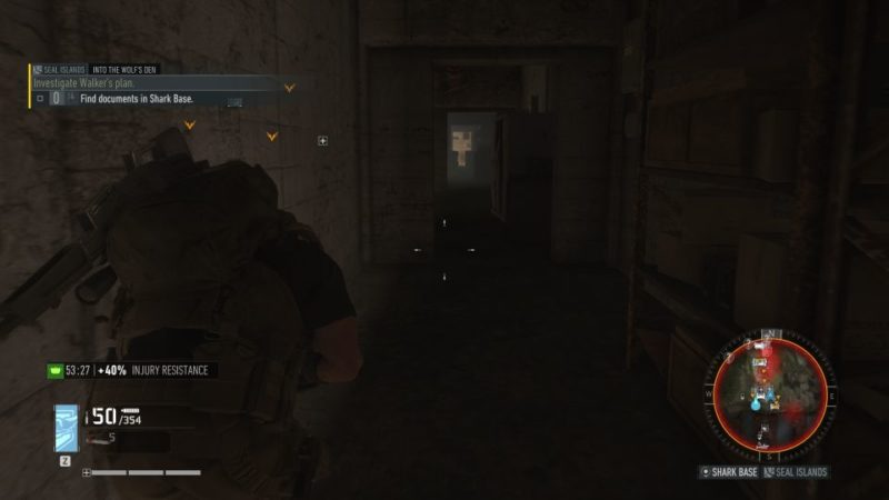 ghost recon breakpoint - into the wolf's den mission tips