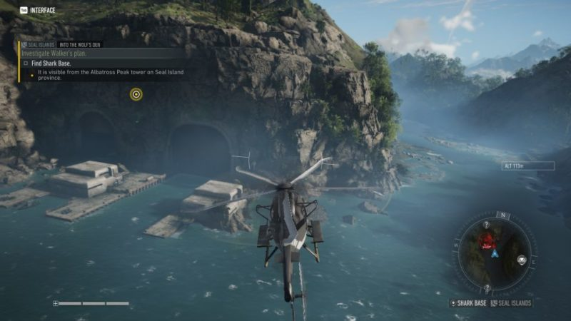 ghost recon breakpoint - into the wolf's den mission wiki