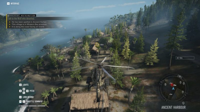 ghost recon breakpoint - into the wolf's den quest guide