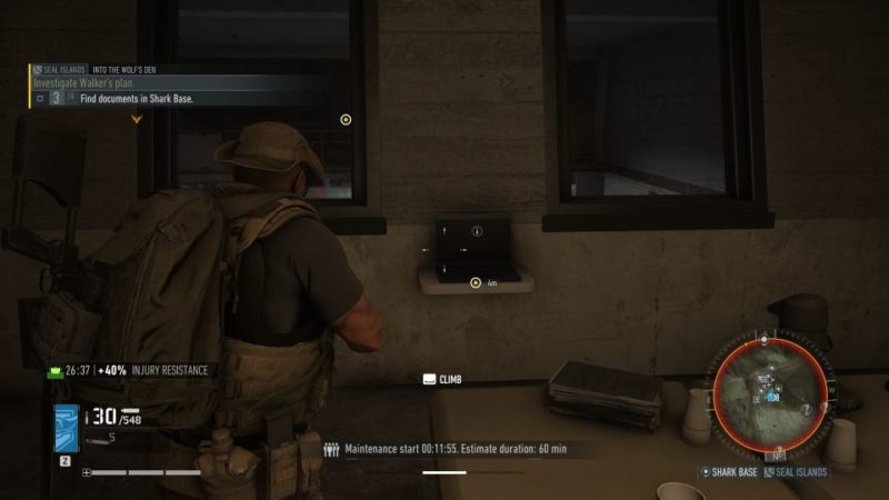 ghost recon breakpoint - into the wolf's den tips and guide