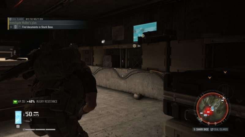 ghost recon breakpoint - into the wolf's den walkthrough