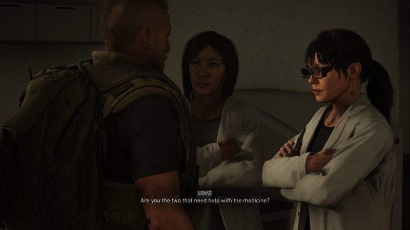 ghost recon breakpoint - natural medicine guide and tips