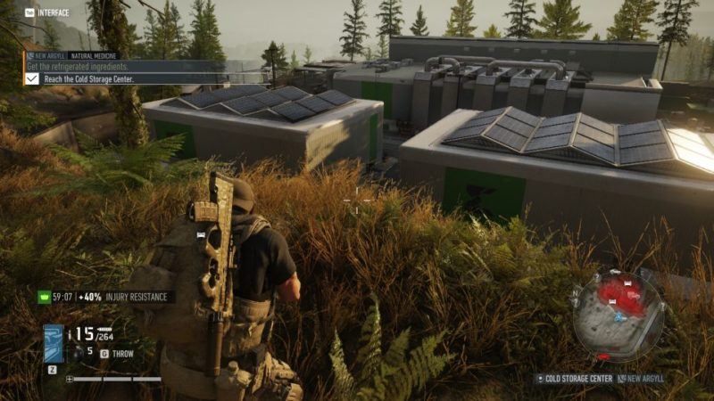 ghost recon breakpoint - natural medicine mission walkthrough
